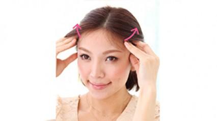 Массаж для кожи головы